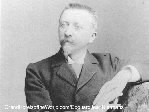 Edouard Jean Niermans, architect