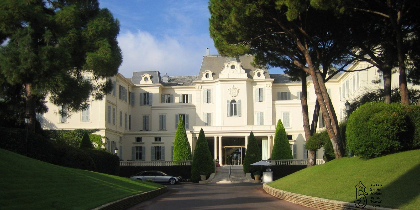 Hotel Du Cap Eden Roc By Detker Collection
