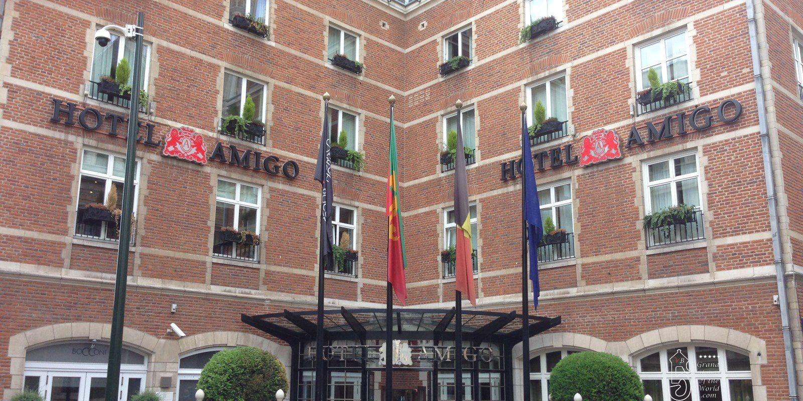 Hotel Amigo in Brussels by Rocco Forte Collection
