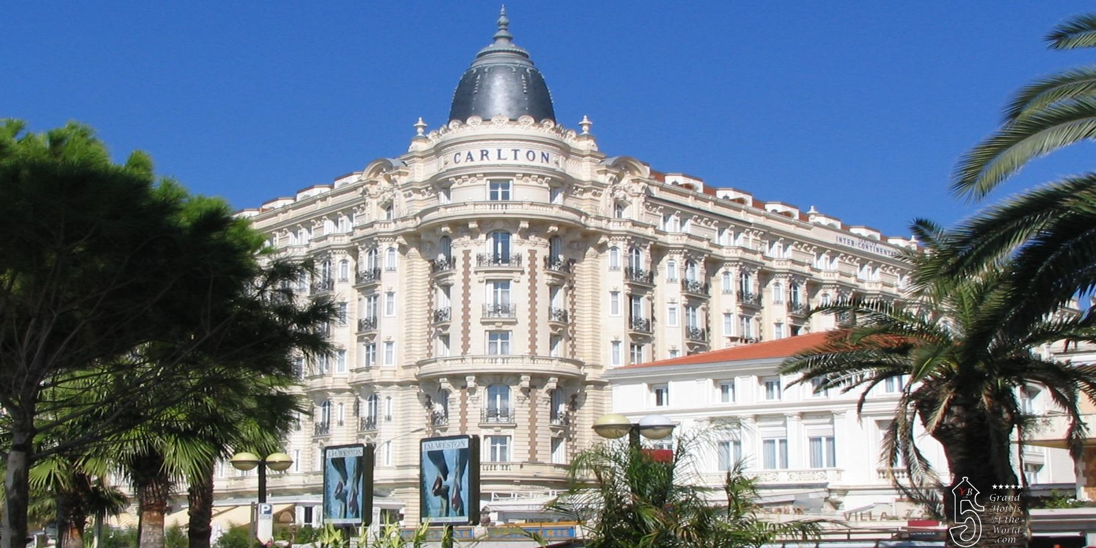 Hotel Carlton in Cannes by Intercontinental Hotels Group