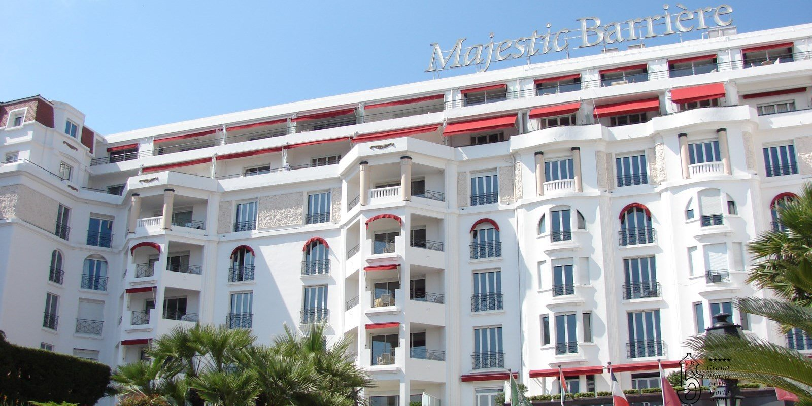 Hotel Majestic in Cannes
