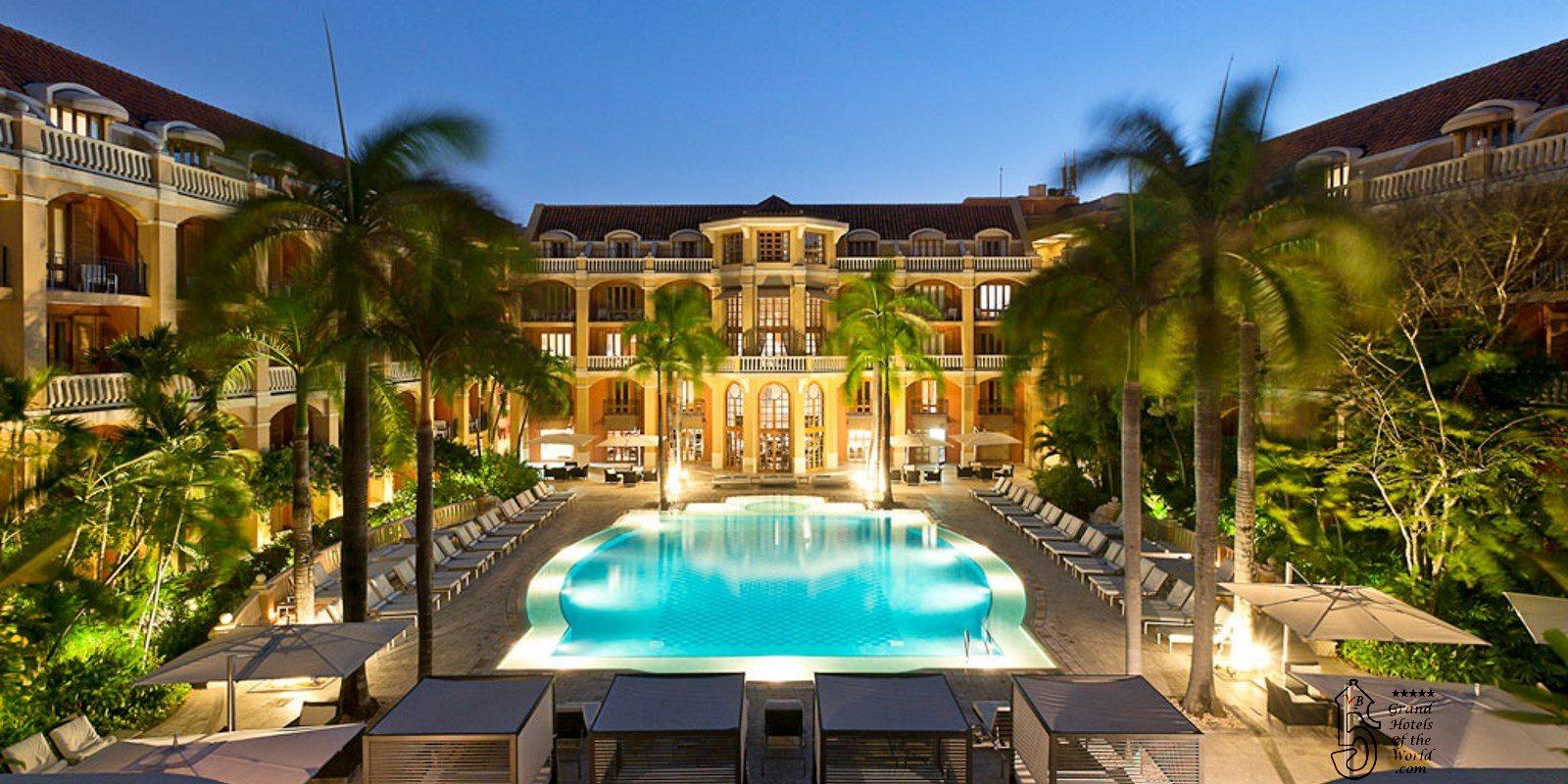 Hotel Santa Clara In Cartagena De Indias