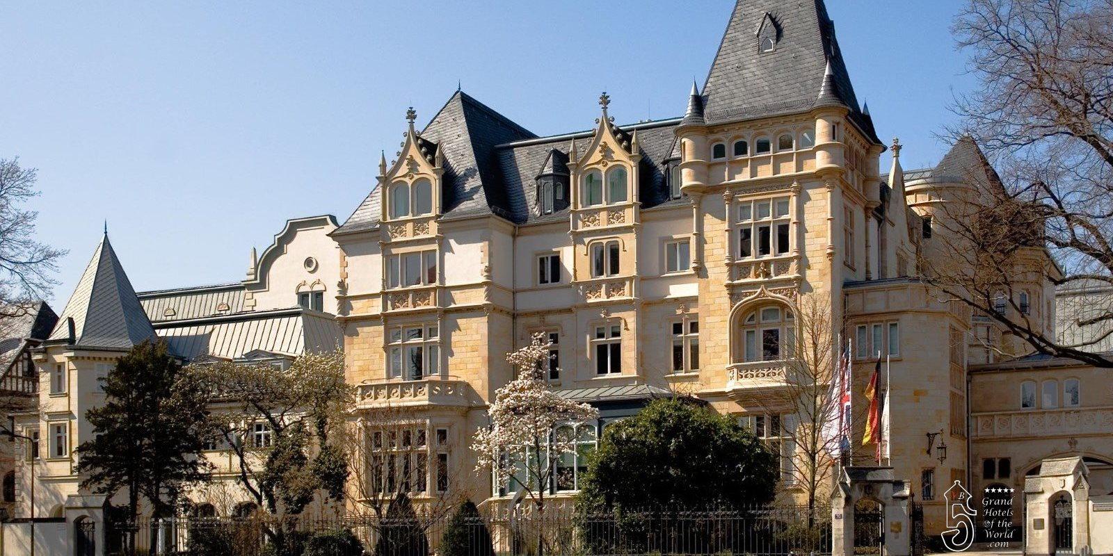 Villa Kennedy Frankfurt By Grand Hotels Of The
