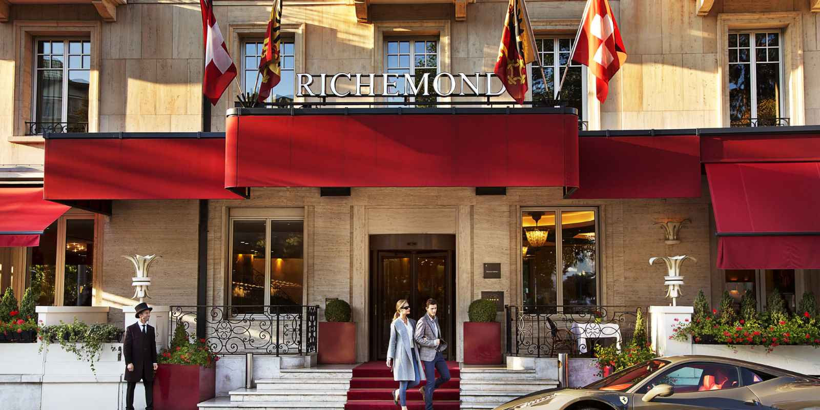 Hotel Richemond in Geneva