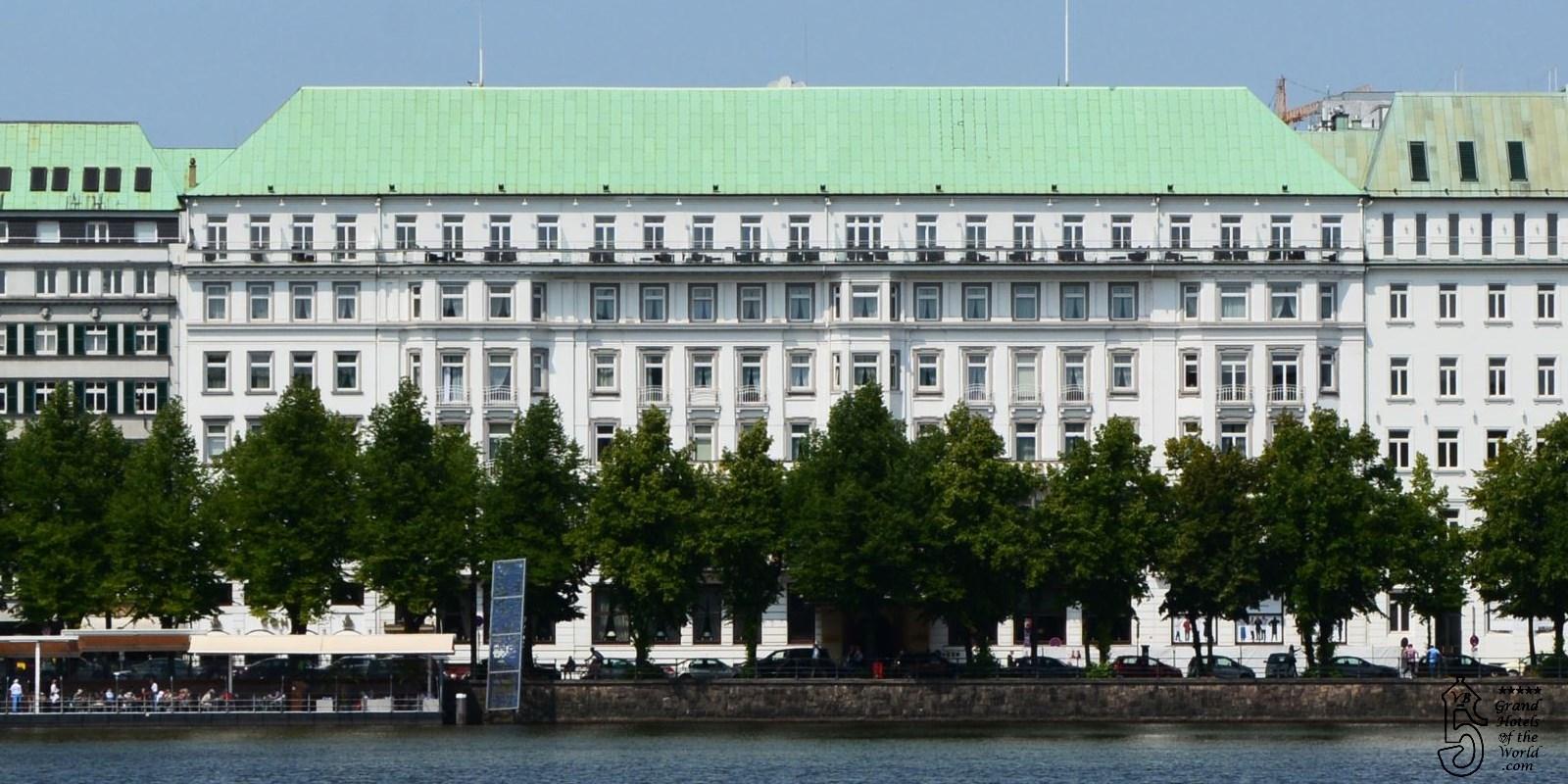 Hotel Vier Jahreszeiten Hamburg By Grand Hotels Of The World Com