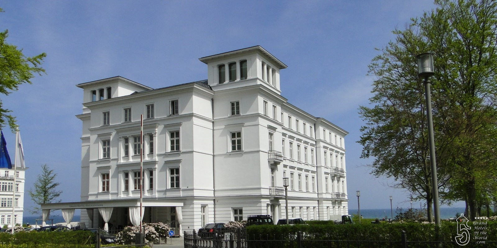Grand Hotel Heiligendamm in Heiligendamm