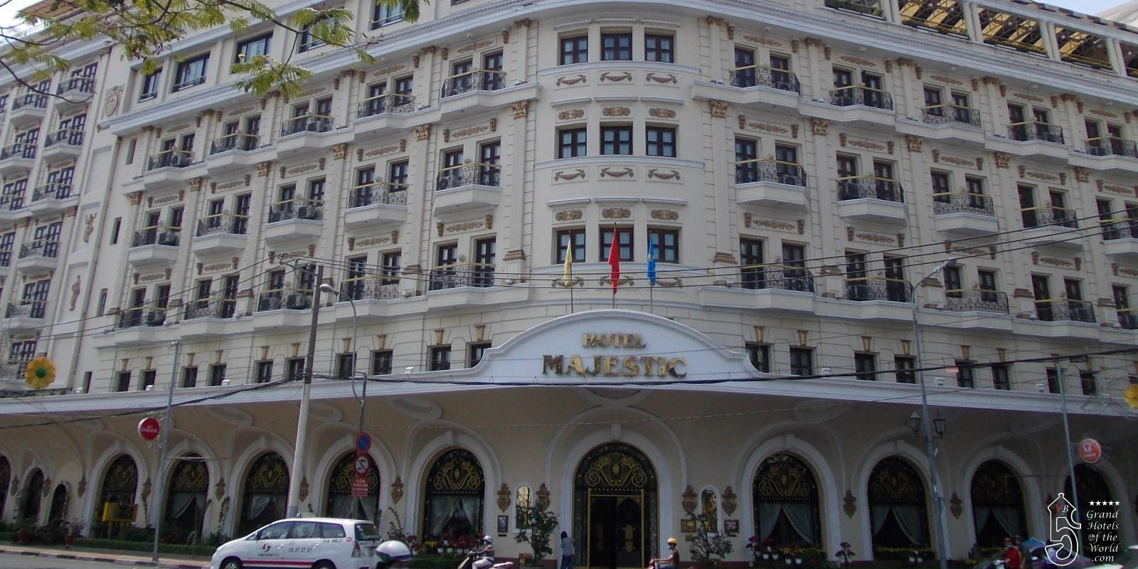 Hotel Majestic in Ho Chi Minh