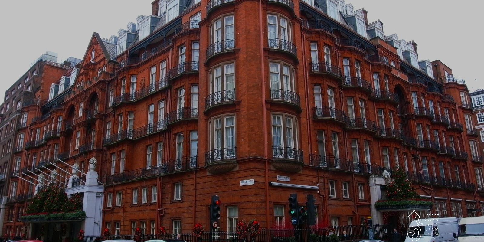 Hotel Claridges in London