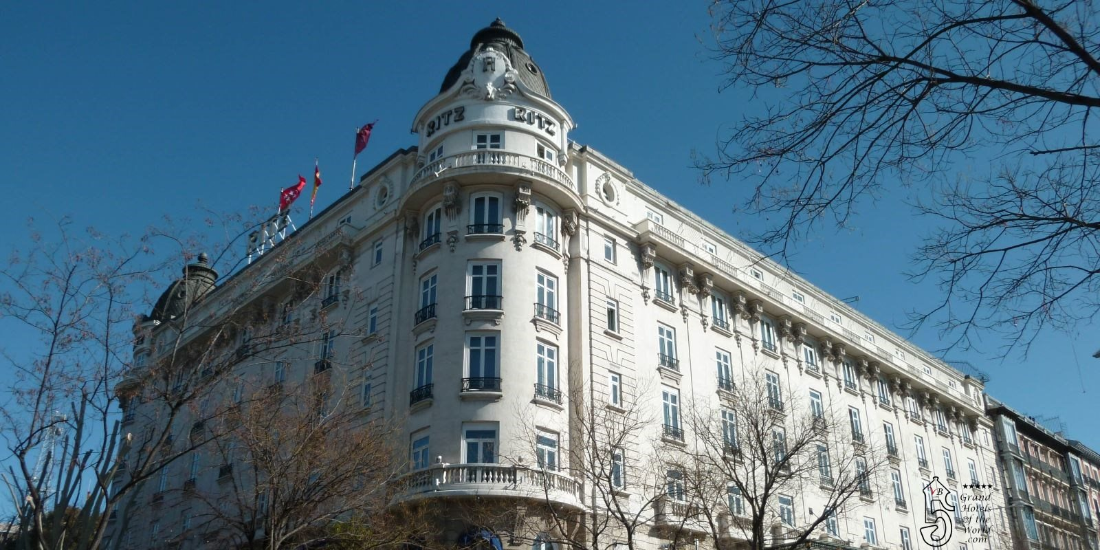 Hotel Ritz in Madrid