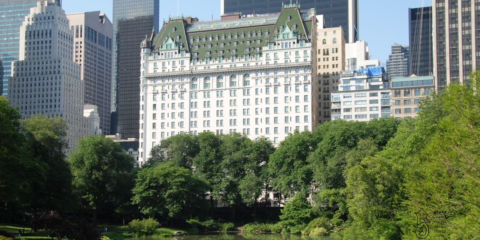 Hotel Plaza in New York