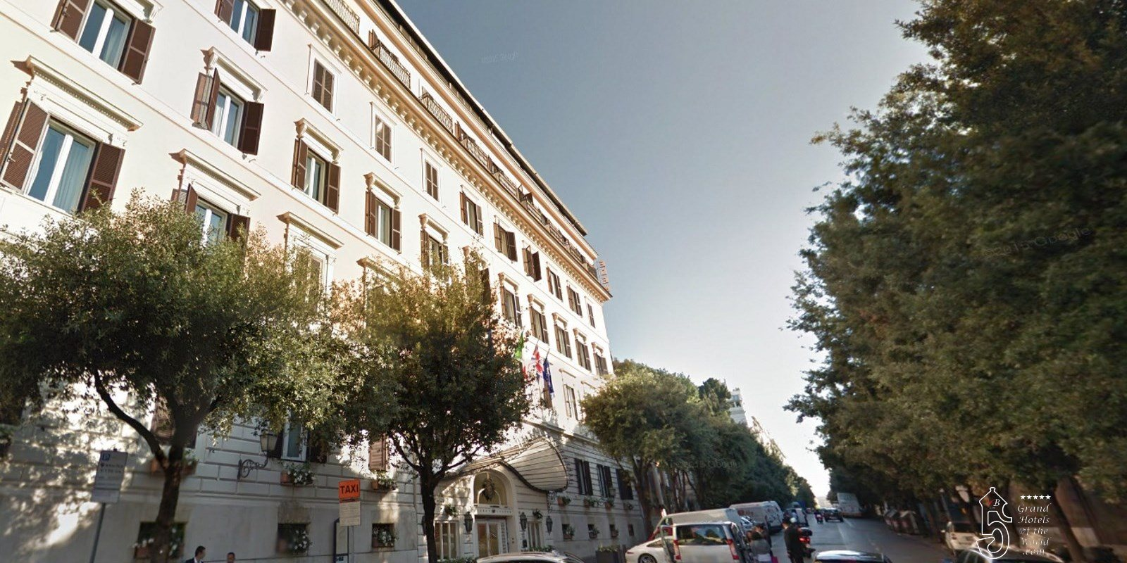 Hotel Eden in Rome by Dorchester Collection