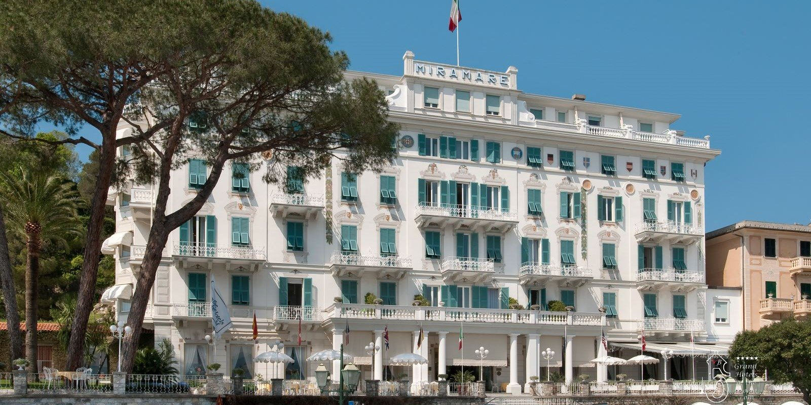 Grand Hotel Miramare in Santa Margherita Ligure