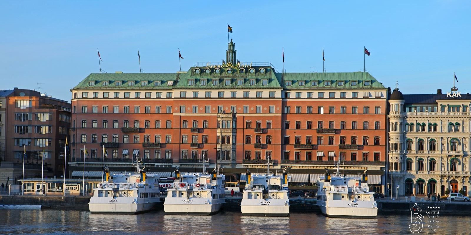 Grand hotel stockholm by grand hotels of the for Hotels of the world