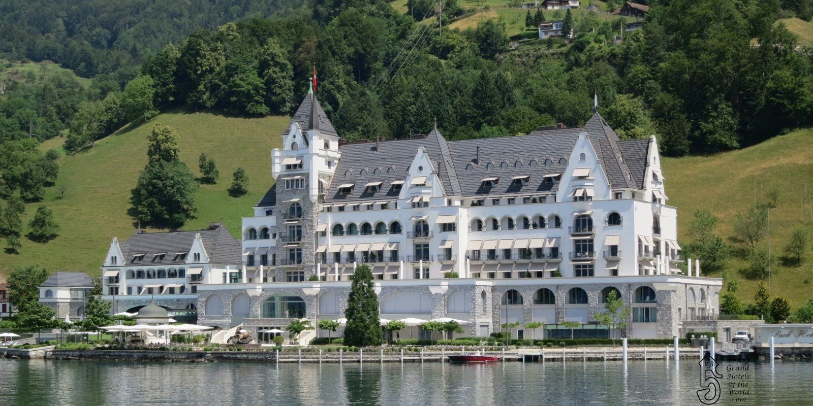 Park hotel vitznau by grand hotels of the for Hotels of the world