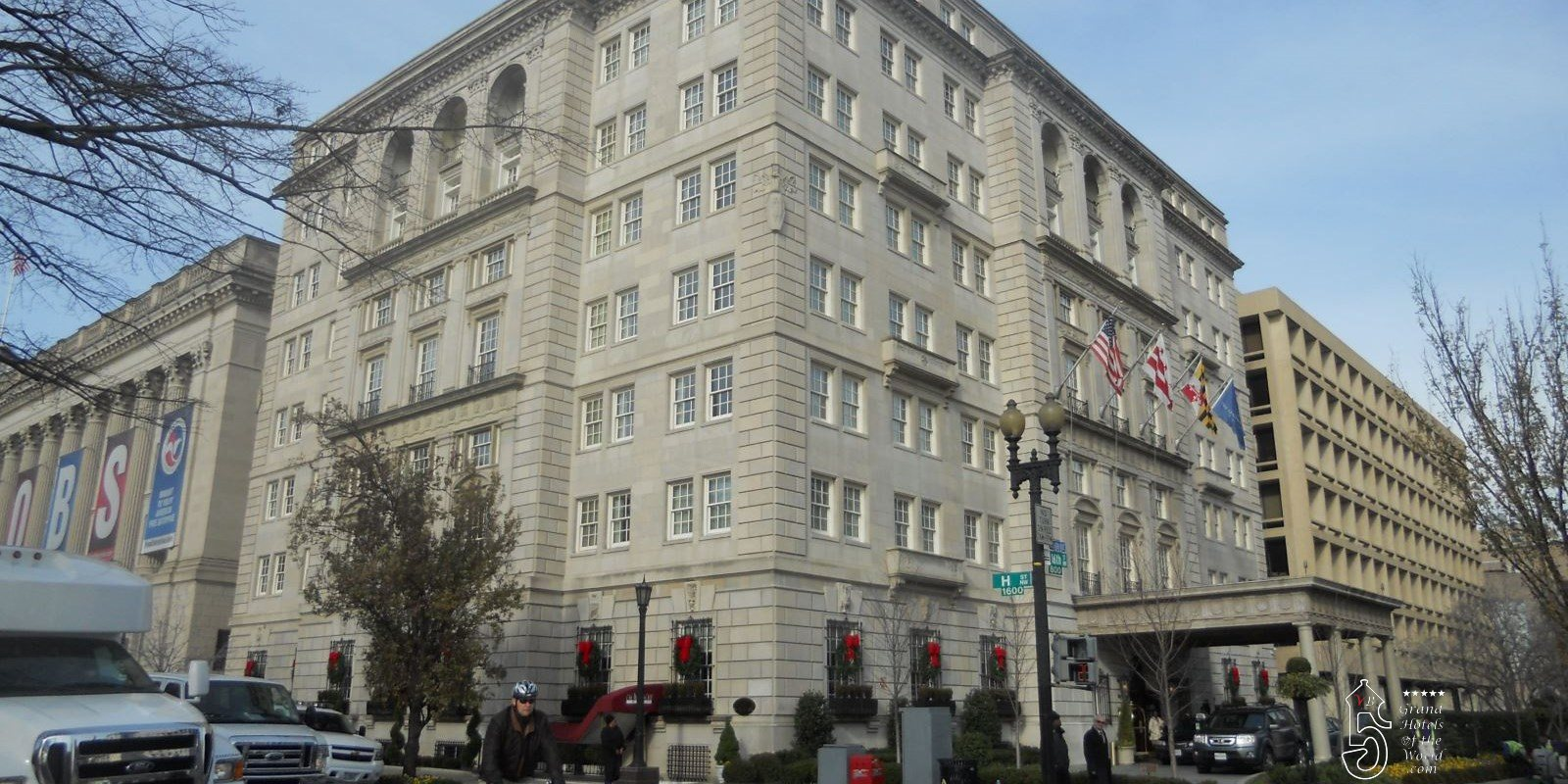 The Hay Adams in Washington DC