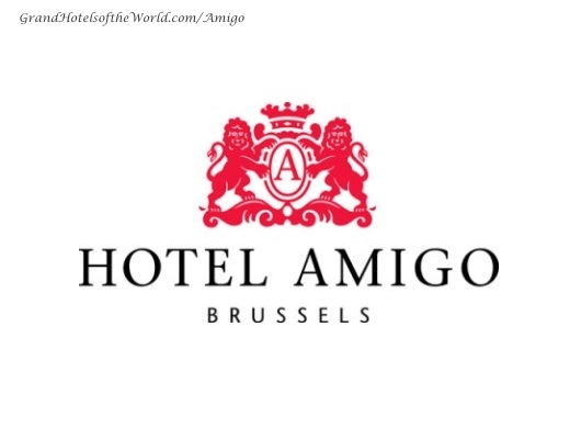 Hotel Amigo by Rocco Forte Collection - Logo