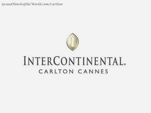Hotel Carlton in Cannes - Logo