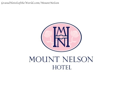 Mount Nelson Hotel in Cape Town - Logo