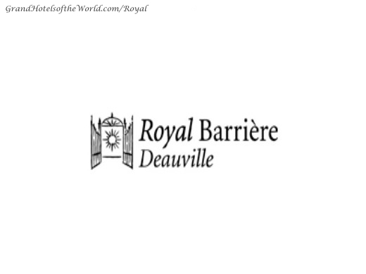 Hotel Royal in Deauville - Logo