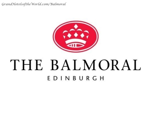Balmoral Hotel in Edinburgh by Rocco Forte - Logo