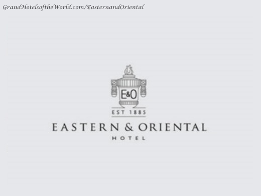 Eastern and Oriental Hotel in George Town - Logo