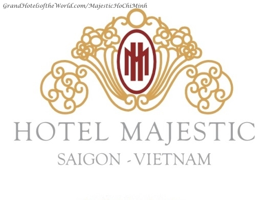 Hotel Majestic in Ho Chi Minh - Logo