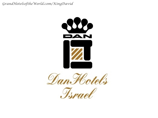 Hotel Kind David in Jerusalem - Logo