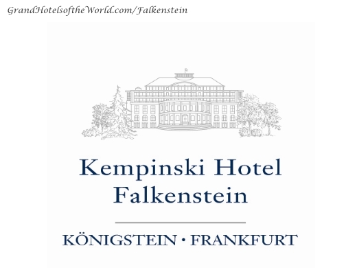 Grand Hotel Falkenstein in Koenigstein - Logo