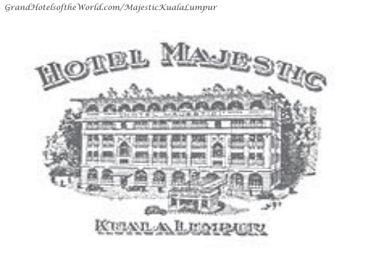 The Hotel Majestic's Logo