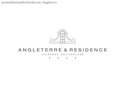 Hotel Angleterre in Lausanne - Logo