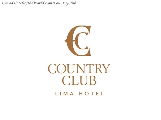 Country Club Hotel in Lima - Logo