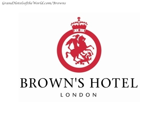 Brown's Hotel in London by Rocco Forte Collection - Logo