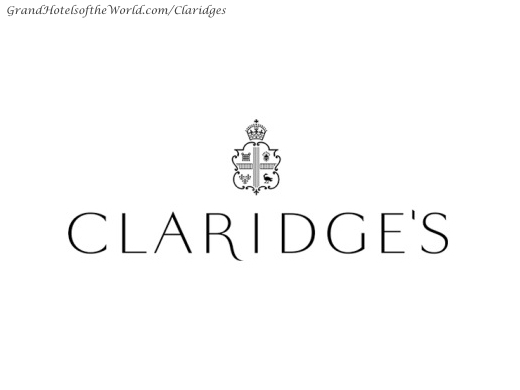 The Hotel Claridges' Logo