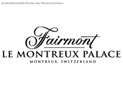 Montreux Palace in Montreux - Logo