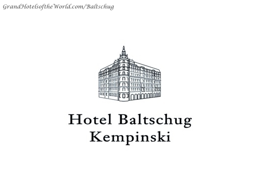 The Hotel Baltschug's Logo