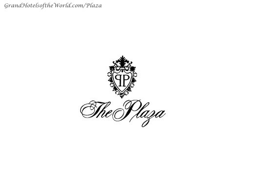 Hotel Plaza in New York - Logo