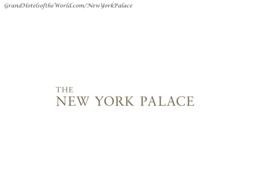 New York Palace in New York - Logo