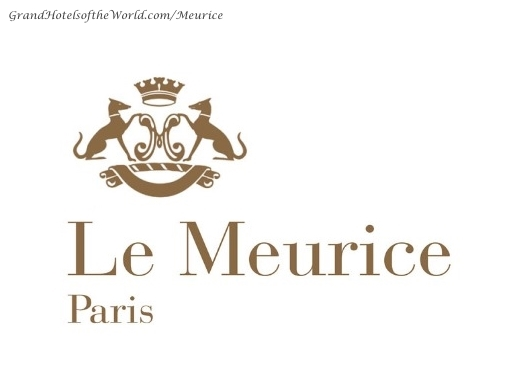Hotel Meurice in Paris - Logo