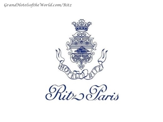 Hotel Ritz in Paris - Logo