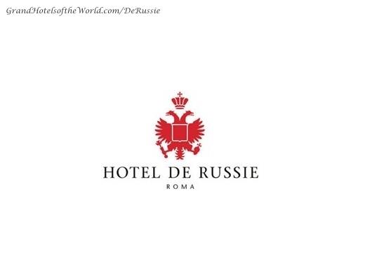 Hotel de Russie in Rome by Rocco Forte in Jerusalem - Logo