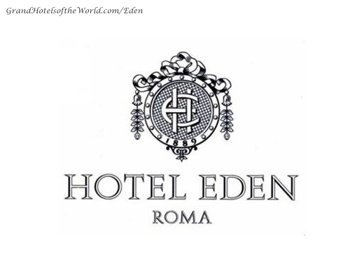 Hotel Eden in Rome by Dorchester Collection - Logo