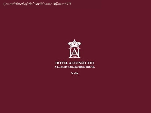 Hotel Alfonso XIII in Seville - Logo