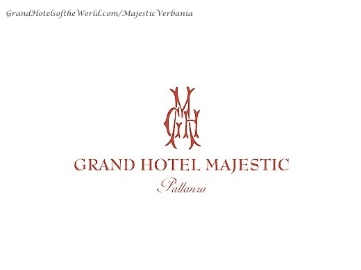Grand Hotel Majestic in Verbania - Logo