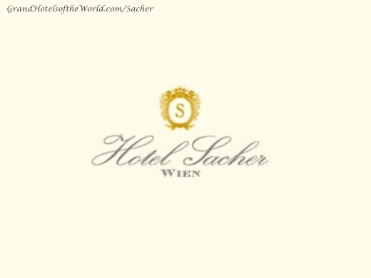 Hotel Sacher in Vienna - Logo