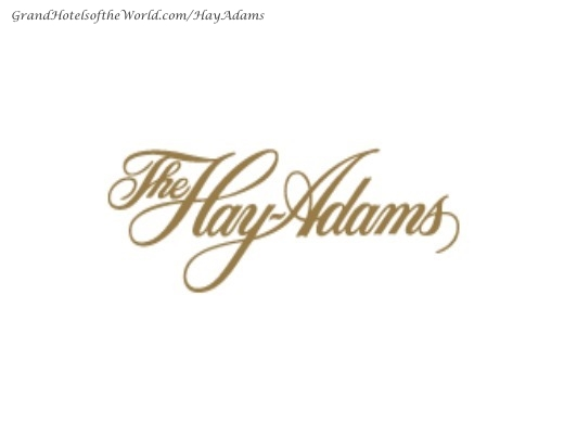 The Hay Adams in Washington DC - Logo