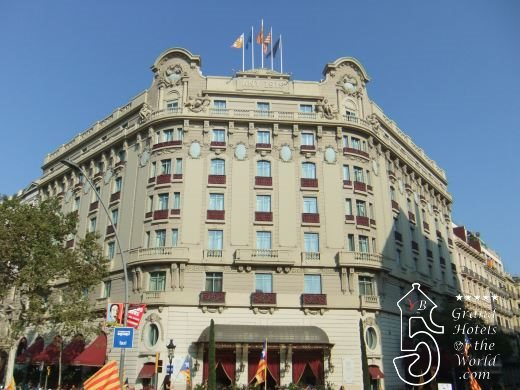 5 palace and - Hotel palace de barcelona ...